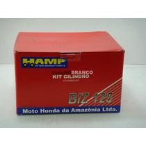 Kit Cilindro Motor Hamp Biz 125 06/08 Carb Original Honda