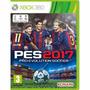 Pes 2017 Xbox 360 Midia Fisica Pronta Entrega - Original
