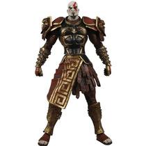 Nova Figura De Ação God Of War 2 Kratos Golden Fleece Armor