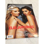 Revista Playboy Especial Tchecas Débora Gatas Musas D Praia