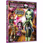 Dvd Monster High Monster Fusion Original Freak Fusion