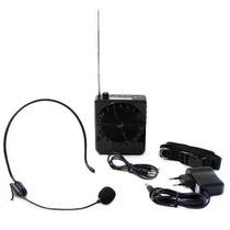 Microfone Palestrante Megafone Kit Professor Aula