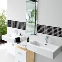 Vinil Adesivo Decorativo Triplo Para Banheiro E Cozinha