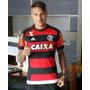 Nova Camisa Flamengo Jogo E Treino 2015 2016 Frete Grátis