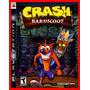 Crash Bandicoot 1 , 2 E 3 Ps3 Codigo Psn Jogo Original