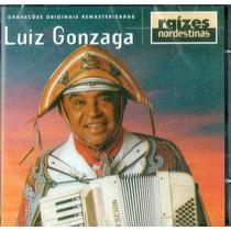 Cd Luiz Gonzaga - Raizes Nordestinas - Novo***