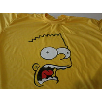 Camisetas Os Simpsons,bart