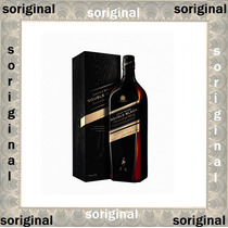 Whisky Johnnie Walker Double Black 1000ml Original Na Caixa