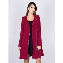 Casaco Trench Coat Feminino Brenda Lee - Pink