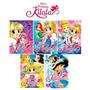 Mangá Princesa Kilala Coleção Em 5 Edições Disney Abril