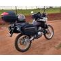 Alforge Mala Lateral Moto Bmw Gs 800 Adv À Pronta Entrega