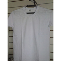 Kit 5 Camisetas Infantil Básica Lisa Nº 02
