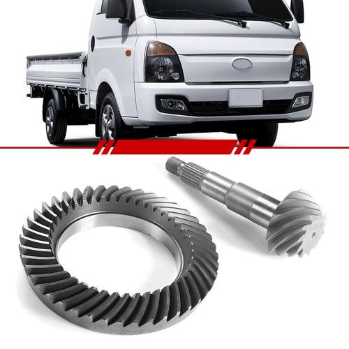 Kit Coroa E Pinhão Hyundai Hr 2.5 De 2016 2015 14 13 12 A 05