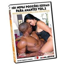 101 Posições Sexuais Para Amantes Vol 2 Dvd Filme Erótico