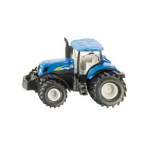 Toy Tractor Agrícola - Siku New Holland 7070 1:87 Miniature