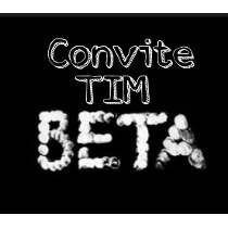 Tim_beta Convite Original - + Frete Gratis