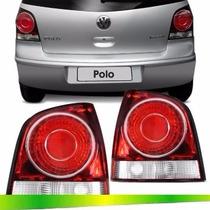 Lanterna Traseira Polo Hatch 2008 2009 2010 2011 2012