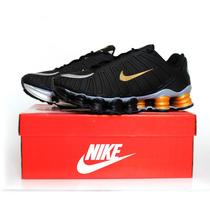 Tênis Nike Shox 12 Molas Super Confortavel Frete Gratis
