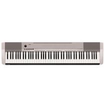 Piano Digital Casio Cdp-130sr Prata Com 88 Teclas