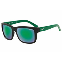 Óculos De Sol Arnette An4218 Swindle Espelhado Verde