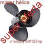 Hélice Motor Popa Mercury 60/125 Hp 13.3/4 X 15 Sorabo