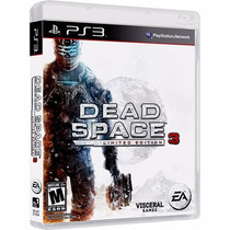 Jogo Dead Space 3 Para Ps3 / Semi Novo/ Barato!