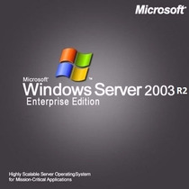 2 Licença Windows Server 2003 R2 Enterprise - Original + Nf