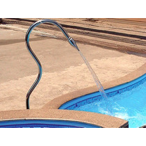 Cascata Para Piscina Aço Inox 304 Modelo Tubolar Splash