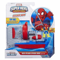 Boneco Marvel Super Hero Playskool Heroes Spider Man Hasbro