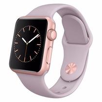 Relógio Apple Watch Sport 38mm Rose Rosa