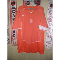 134f90878 Camisas de Futebol Camisas de Seleções Masculina Holanda com os ...