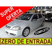 Astra Sedan Confort 2.0 Flex 2005 - Zero De Entrada