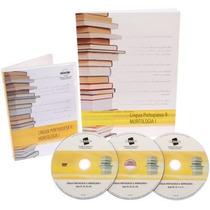Curso Língua Portuguesa 2 : Morfologia I - Dvd Vídeo + Livro