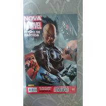 Nova Marvel - Ponto De Partida /panini