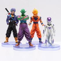 Miniaturas Dragon Ball Z Figures Bonecos Goku Freeza Trunks