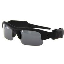 Óculos Sol Espião Camera Filmadora Espião Otima Resolução