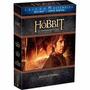 Blu-ray: O Hobbit A Trilogia Edição Estendida 9 Discos Orig.