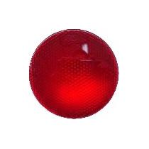 Lanterna Traseira Carreta Noma Busscar Vermelha Embutida Atx