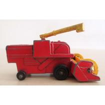 B3187 Matchbox Colheitadeira Combine Harvester 51 De 1977,