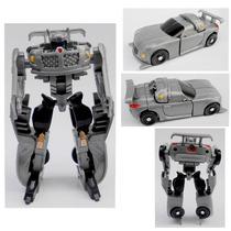 Tranformers Autobots Robo Que Vira Carro Pronta Entrega