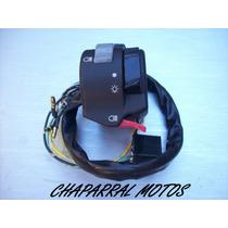 Interruptor Punho Luz Lado Esquerdo Yamaha Fazer 250 05/10