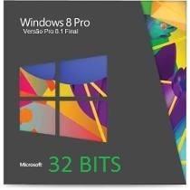 Cd De Instalação Wind©ws 8.1 Pro 32 Bits