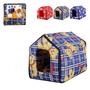Casa Casinha Cama Pet Cachorro Animal - Tam M