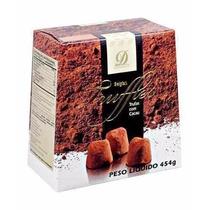 Chocolate Trufa Belga