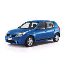Renault Sandero Sucata Peças - Motor Cambio Porta Suspensão