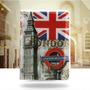Porta Passaporte E Documentos Protetor Capa Pvc Big Ben