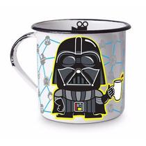Caneca Esmaltada Darth Vader Star Wars