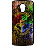 Capa Celular Hogwarts Harry Potter Moto G1 G2 G3 E E2 X X2