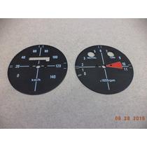 Mostrador Painel Velocímetro E Contagiro Honda Cg 125 1982