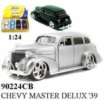 Chevy Master 39 Jada Toys Miniatur Coleção Escala 1/24